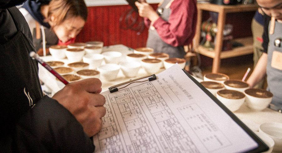 2019 Menglian Coffee Competition